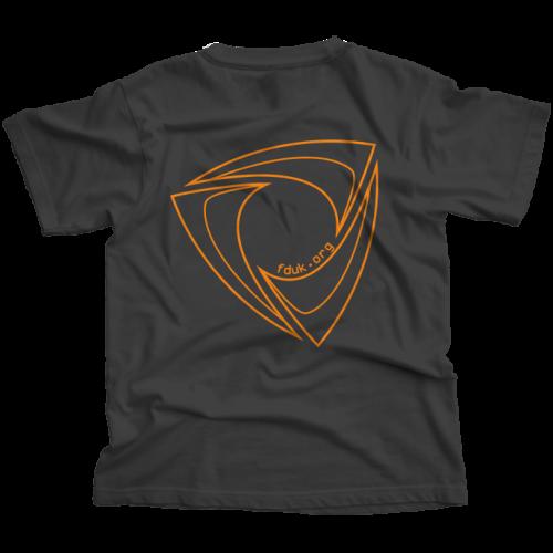 FD:UK Club T-Shirt Black