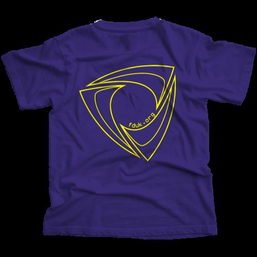 FD:UK Club T-Shirt Purple