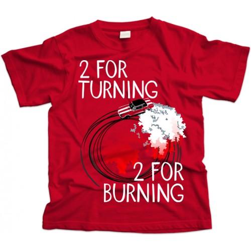 Turning and Burning