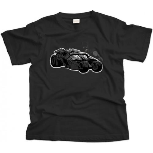 Tumbler Batman Begins T-shirt