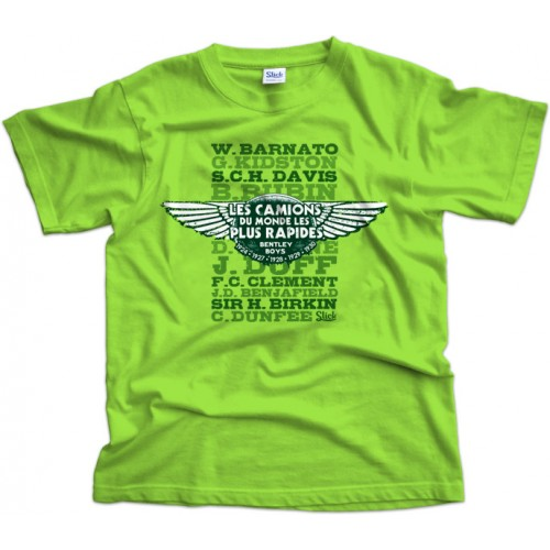 Bentley Boys T-Shirt