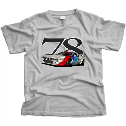BMW M1 Car T-Shirt