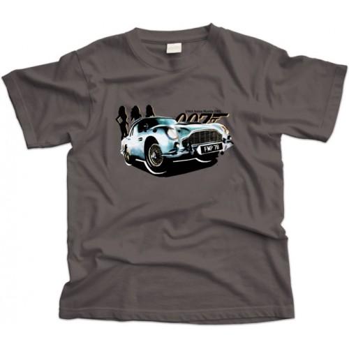 Aston Martin DB5 James Bond T-shirt