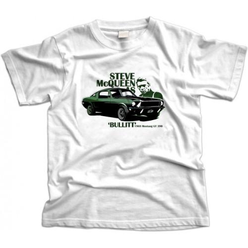 Ford Mustang GT Bullitt T-shirt