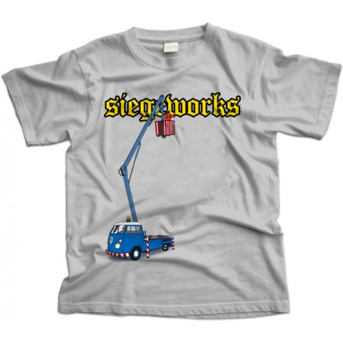 VW Splitty Cherry Picker T-Shirt