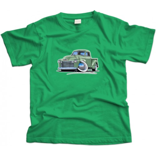 Chevy 3100 Pickup Car T-Shirt