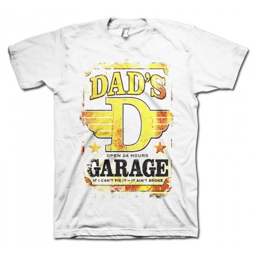 Dad's Garage Grunge T-Shirt