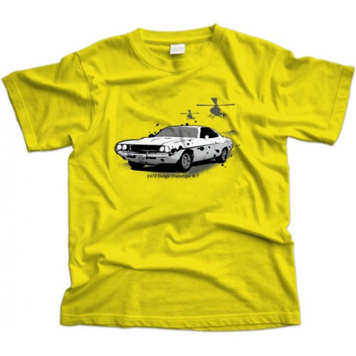 Dodge Challenger Vanishing Point T-shirt