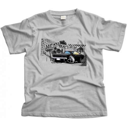 Dodge Charger Car T-Shirt