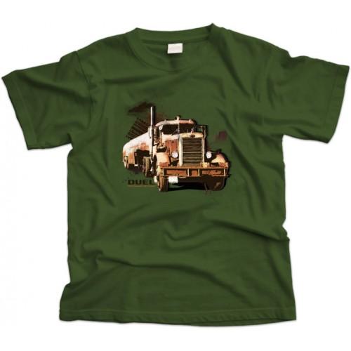 Peterbuilt 281 Tanker Duel T-shirt