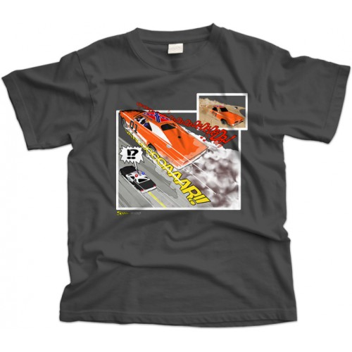 Dukes of Hazard General Lee T-Shirt