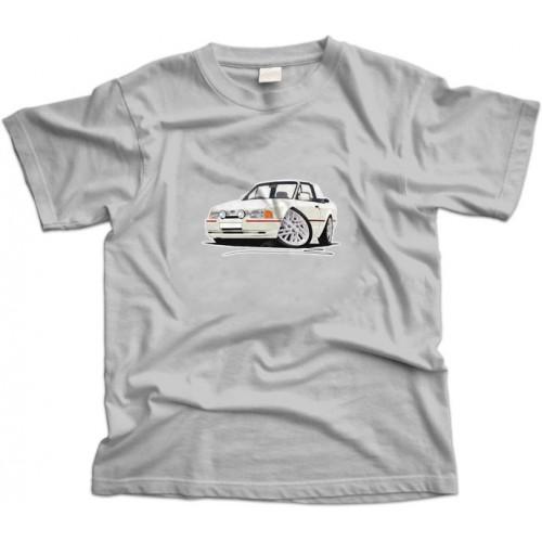 Ford Escort XR3i (90 Spec) Cabriolet T-Shirt