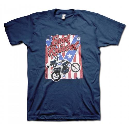 Evel Knievil Stipes Original Tshirt