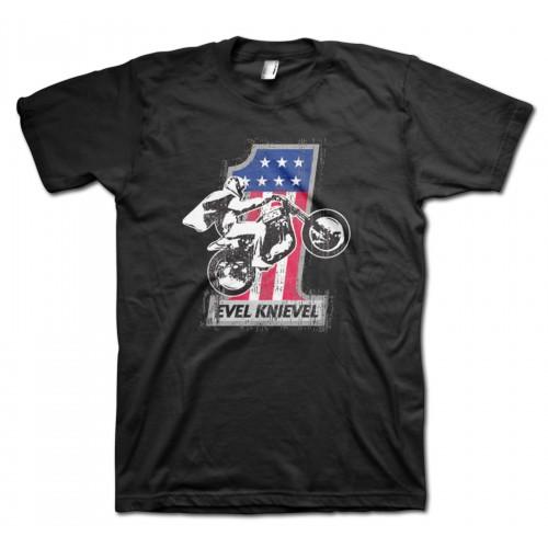 Evel Knievil No 1. Original Tshirt