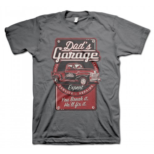 Dad's Garage Service T-Shirt