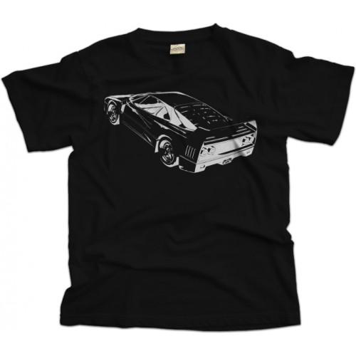 Ferrari F40 T-shirt
