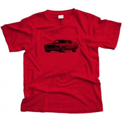 Ford Mustang Boss T-Shirt