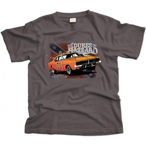 Dodge Charger General Lee Car T-Shirt
