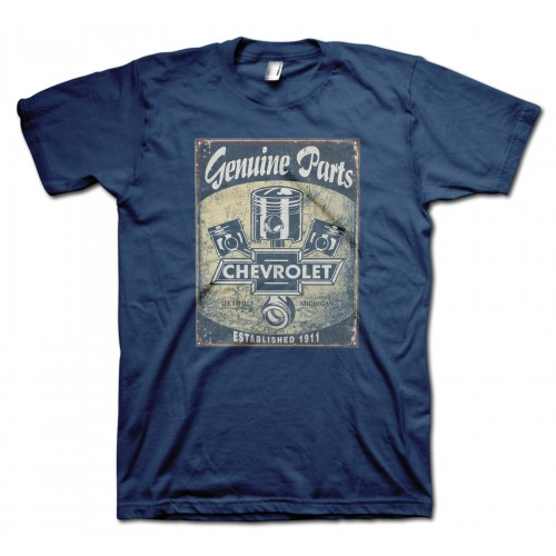 Chevrolet Parts Retro T-Shirt