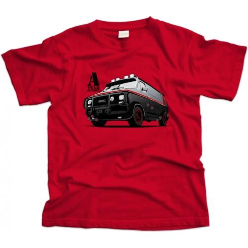 GMC A-Team Car T-Shirt