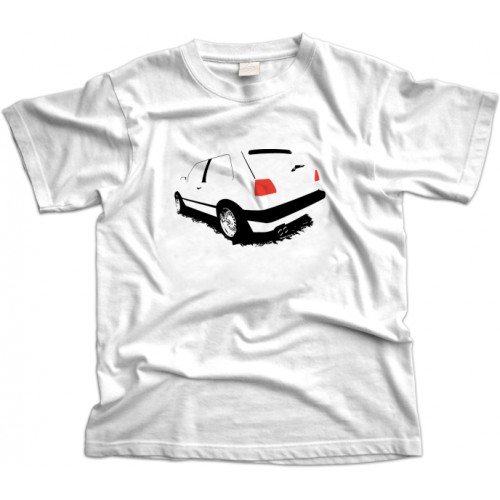 VW Golf GTI Mk3 Car T-Shirt