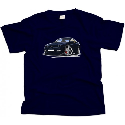 Alfa Romeo GTV Car T-Shirt