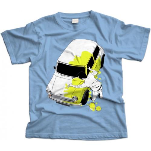 Hand Painted Mini T-Shirt