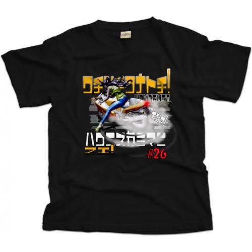 Suzuki Hayabusa Manga T-shirt