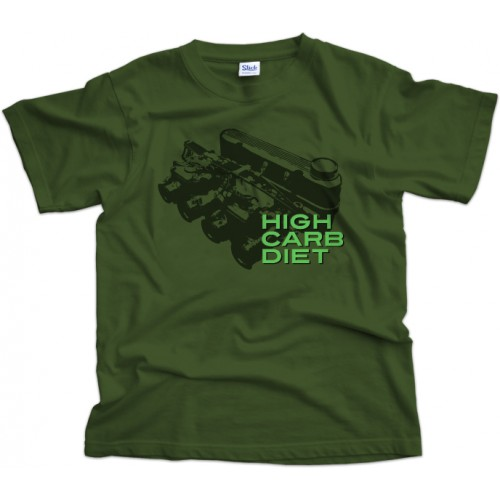 High Carb Diet T-Shirt