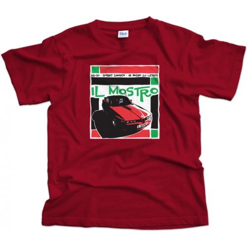 """""""Il Mostro"""" Alfa SZ (Sprint Zagato) T-Shirt"""