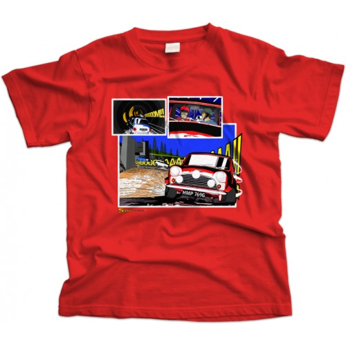 Mini Cooper Italian Job T-Shirt