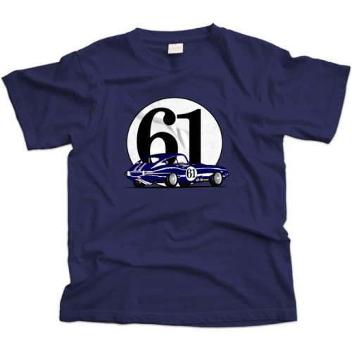Jaguar E-Type Car T-Shirt