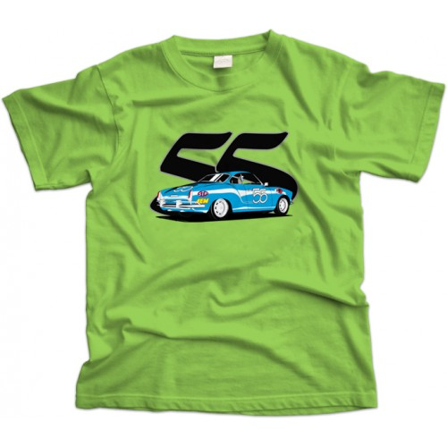VW Karmann Ghia Car T-Shirt