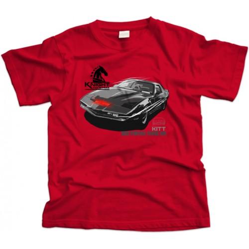 Pontiac Trans Am Kitt Car T-Shirt