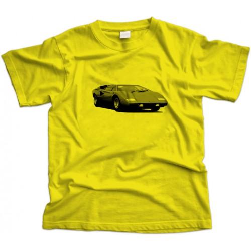 Lamborghini Countach T-Shirt