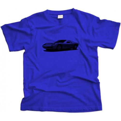 Lamborghini Miura T-Shirt