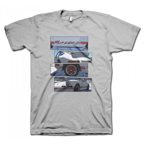Porsche 2.7 RS Blocks t-shirt