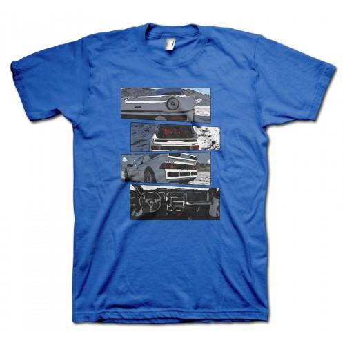 Ford RS200 Blocks t-shirt
