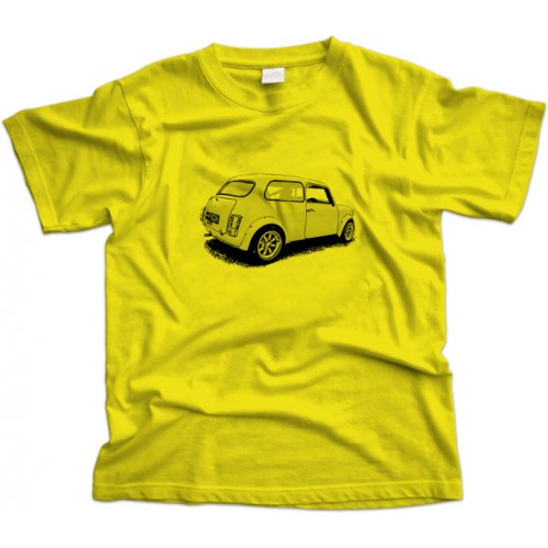 Mini 1380 Custom Roofchop T-Shirt