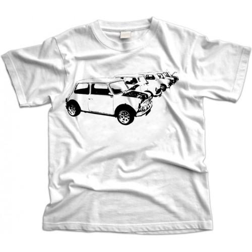 Mini Line Up T-Shirt