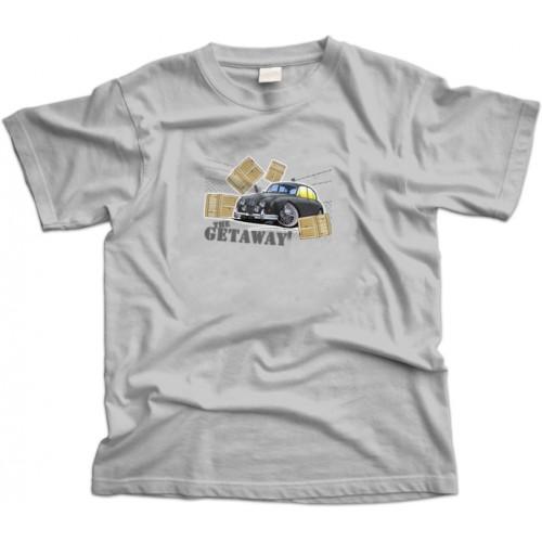Jaguar Mk2 The Getaway