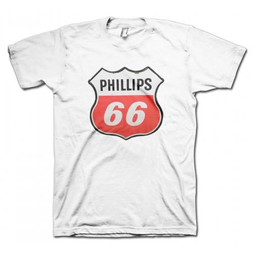 Phillips 66 Retro T-Shirt