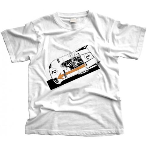 Porsche 908 T-Shirt