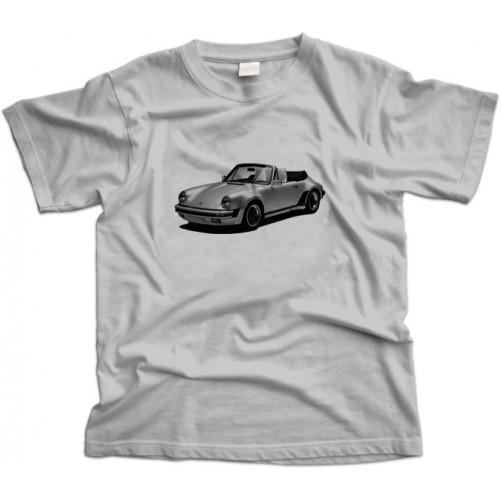 Porsche 911 Cabriolet T-Shirt