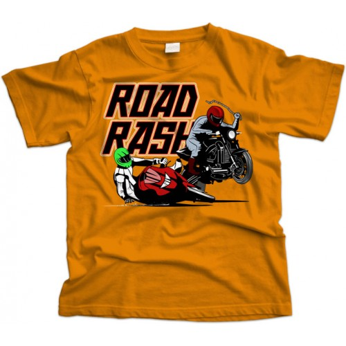 Road Rash Bike T-Shirt