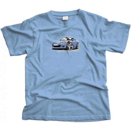 Honda S2000 Car T-Shirt