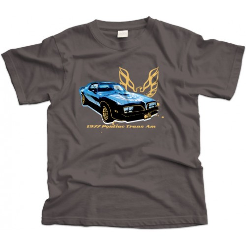 Transam Pontiac Firebird Smokey and the Bandit T-shirt