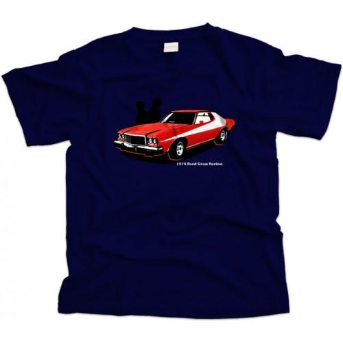 Ford Torino Car T-Shirt