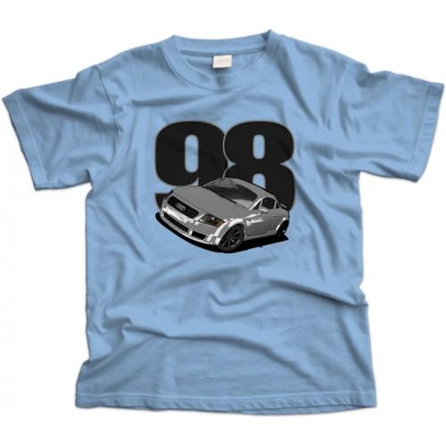 Audi TT Car T-Shirt