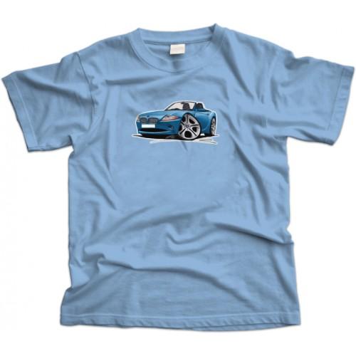 BMW Z4 Car T-Shirt